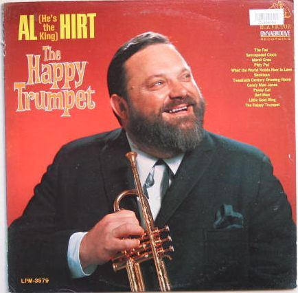 Al Hirt was certainly a joyful performer!