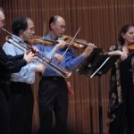 Barry Bauguess performing at Oberlin Baroque Performance Institute