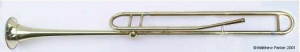 Flatt trumpet as reproduced by Matthew Parker