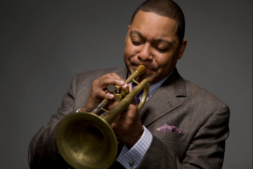 "The inimitable Wynton Marsalis wins the Stanley Curtis ""Best Jazz Trumpeter"" once again."