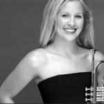 English Trumpeter, Alison Balsom