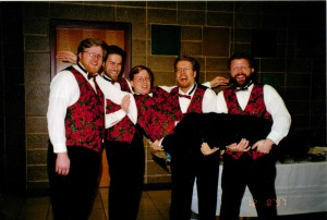 With Epic Brass 1998