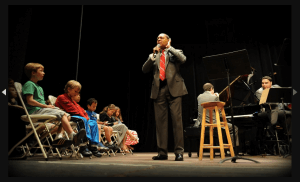 Jazz great Winton Marsalis has let his musical language develop organically. His authenticity has captured the hearts of young and old alike