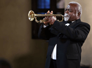 Maurice Davis, legendary trumpeter at Motown Records