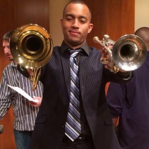 David Smith at Loyola University Jazz Faculty Recital
