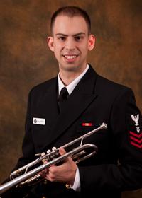 Musician First Class Jonathan Barnes
