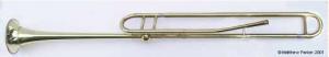 Flatt trumpet as reproduced by Matthew Parker