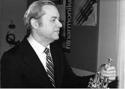 Vincent Cichowicz (1927-2006), trumpeter with the Chicago Symphony Orchestra and renowned teacher at Northwestern University
