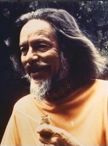 Alan Watts, British Philosopher