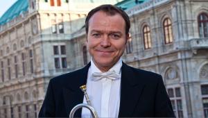 Gábor Tarkövi, principal trumpet, Berlin Philharmonic
