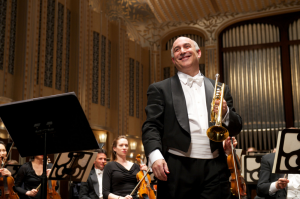 Michael Sachs, principal trumpet, Cleveland Orchestra