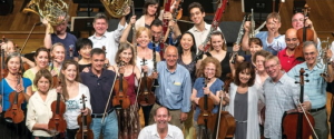 The self-governing Pro Arte Chamber Orchestra of Boston