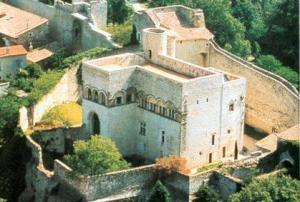 Chateau des Adhémar in Montpellier, France