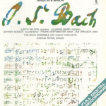 Bach's B-minor Mass, conducted by Rifken, with Fred Holmgren and
