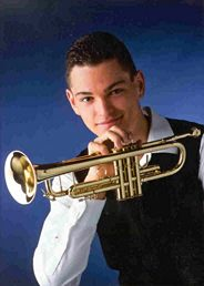 The Amazing French Trumpeter, David Guerrier