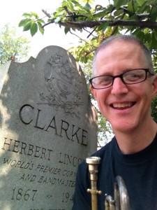 Happy Birthday, Herbert L. Clarke!