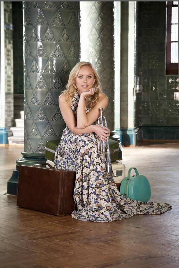 Tine Thing Helseth, International Trumpet Soloist