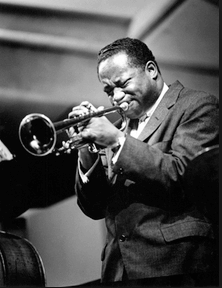 Clifford Brown, one of my favorite jazz trumpeters of all time.