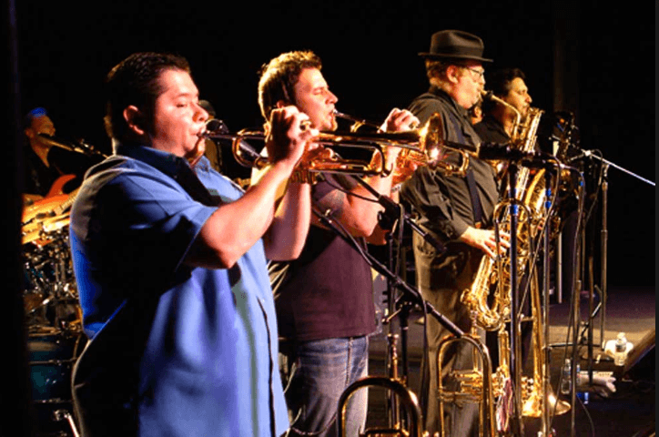 Tower of Power Horn Section