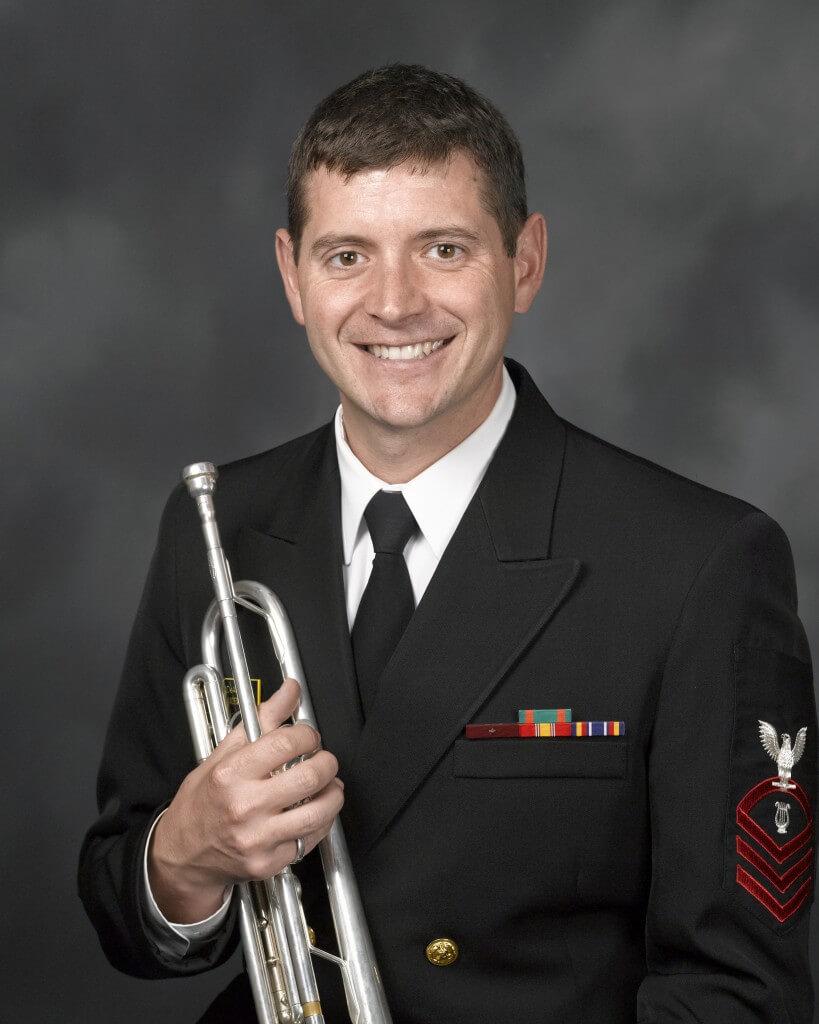 Chief Musician Davy DeArmond