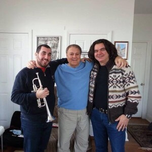 with Vincent Penzarella and Claudio Gironacci